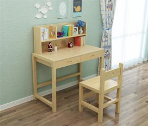 木质可升降学习桌