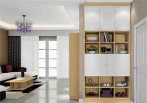 简易木质鞋柜