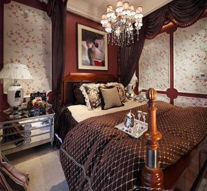豪华别墅卧室装修