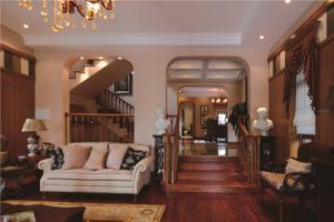 全屋新中式客厅家具