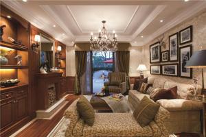 现代客厅家具样板间