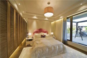 创意别墅卧室装修图片