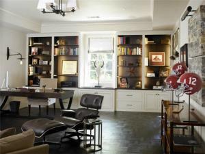 书房新款书柜