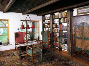 特色中式书柜
