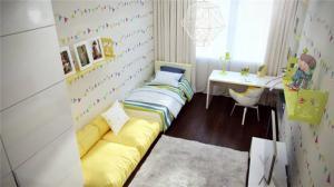阳光房儿童书桌