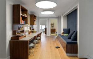 多人式家用书桌