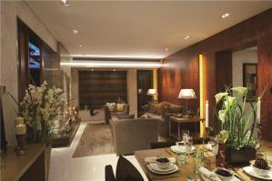 现代大客厅沙发图片