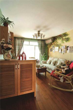 新古典客厅沙发组合