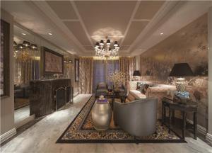时尚大客厅沙发图片