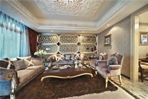 现代客厅家具套装