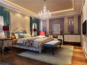 简约日式卧室装修图片