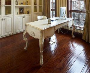 精美欧式书桌书柜组合