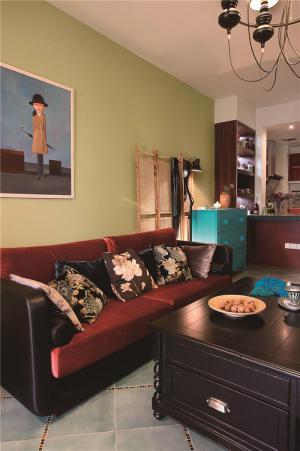 热门客厅沙发摆放效果图欣赏