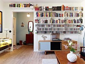 简易组合书柜