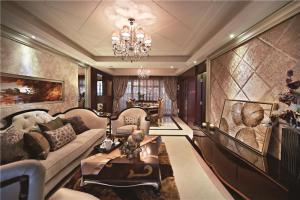 简易大客厅沙发图片