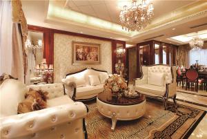中式客厅家具高度