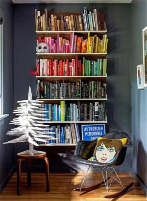 儿童简易书柜款式