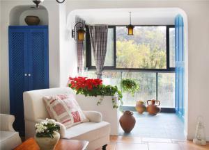 公寓美式客厅家具