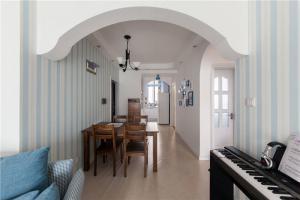 小清新简欧客厅家具图片