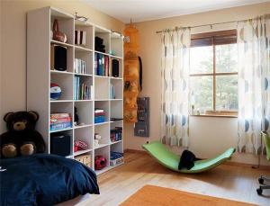 立式儿童简易书柜
