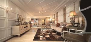 家装客厅沙发布局图片