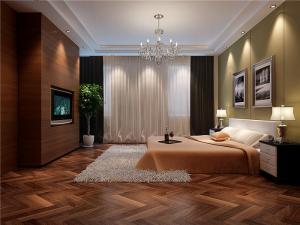 豪华日式卧室装修图片