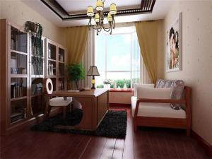 客厅书柜怎么设计
