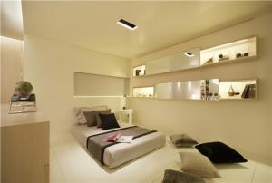 家居简欧卧室装修设计