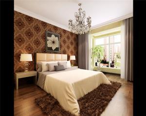 多功能日式卧室装修效果图