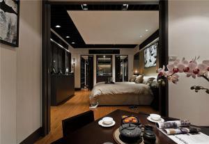 别墅卧室装修风格