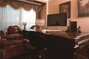好看的新中式客厅家具图片