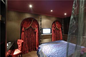 简约别墅卧室装修图片