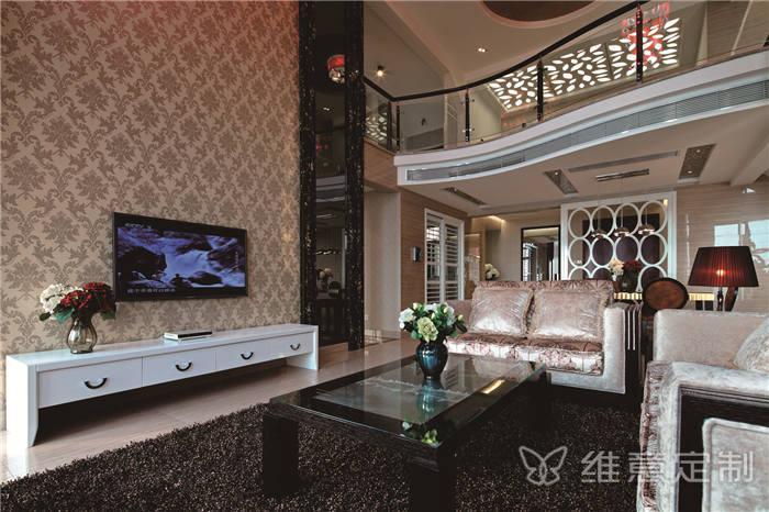 美式客厅沙发组合