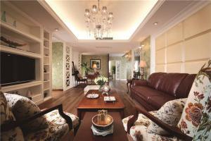 客厅沙发组合设计