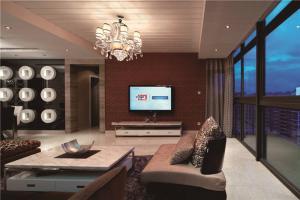 新古典客厅布艺沙发