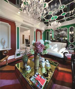 新古典中式客厅家具