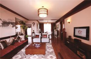 全屋大客厅沙发