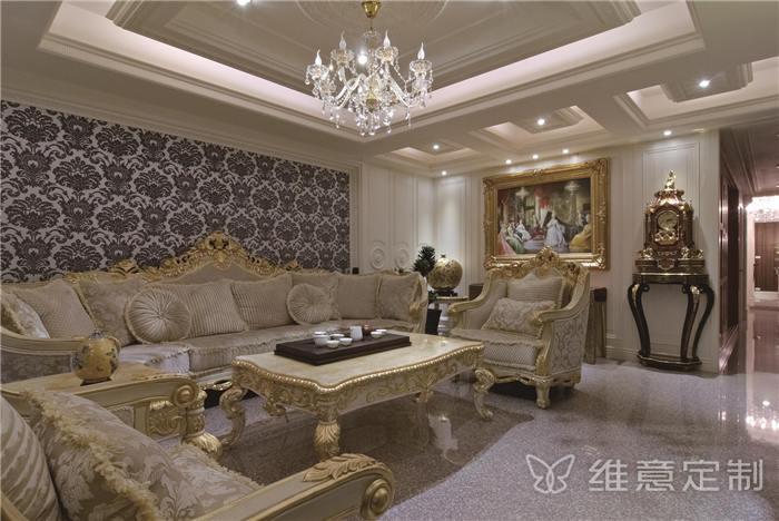 客厅沙发布局图片欣赏