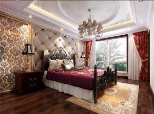 带飘窗的卧室装修风格