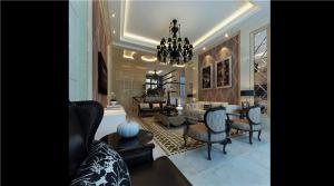 多功能新中式客厅家具