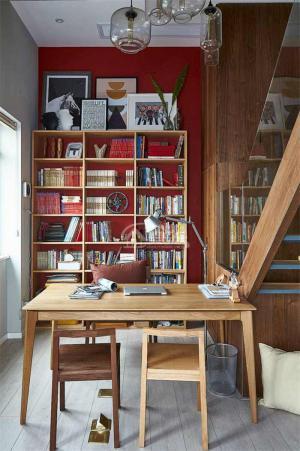 北欧风儿童简易书柜