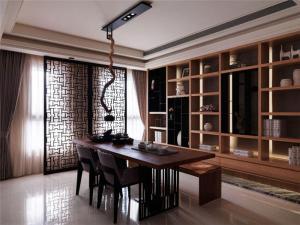 现代实用中式书桌