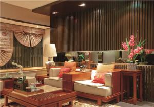 实木休闲沙发