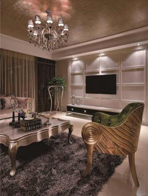 好看的小客厅家具图片