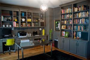 工业风新款书柜