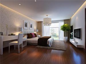 简约日式卧室装修