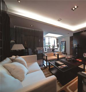 简易小户型客厅家具