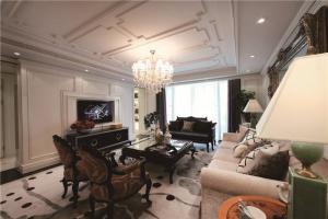 温馨客厅沙发摆放效果图大全