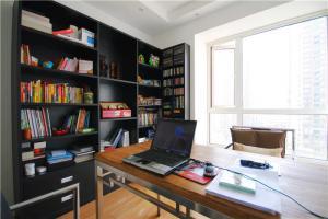 家装现代多功能书桌