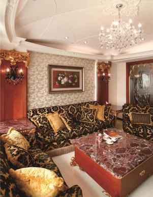 客厅椅子套装装饰